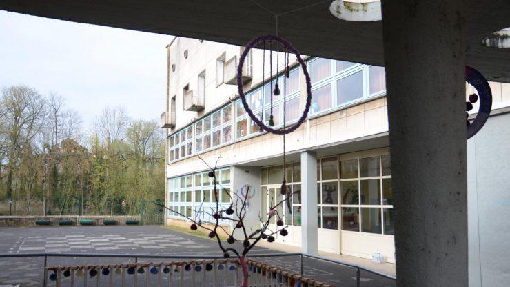 L'école Blanpain de Sedan cambriolée par des enfants