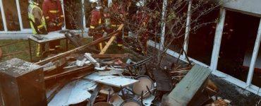 Après les tags haineux, les bureaux de l'office HLM d'Ivry-sur-Seine ravagés par un incendie