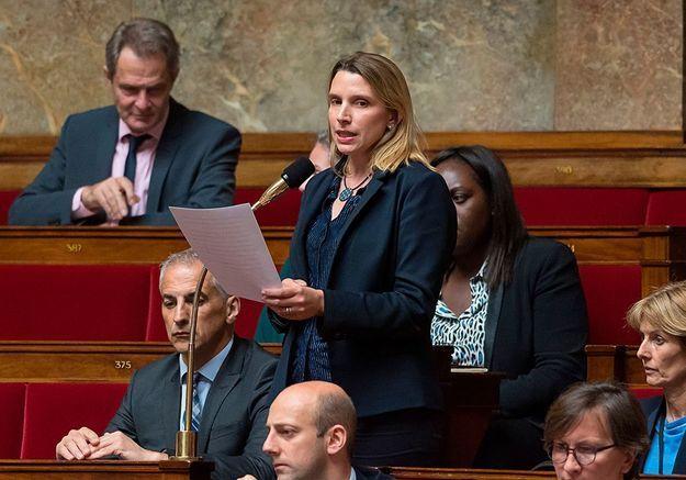 Laetitia Saint-Paul, portrait de l'ex-militaire devenue députée