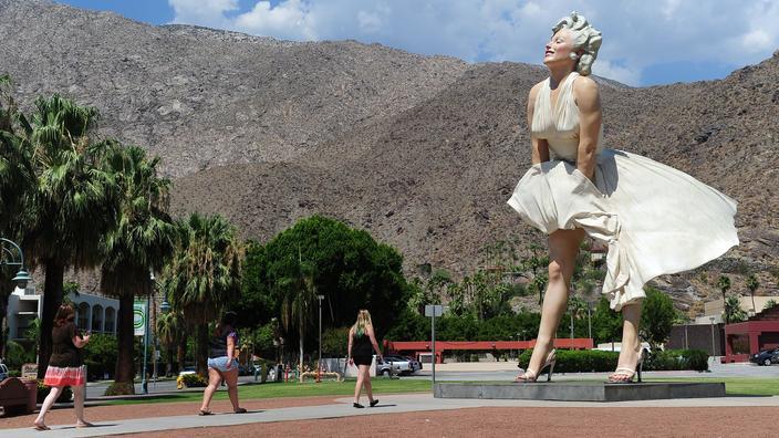 La statue géante de Marilyn Monroe est-elle sexiste ou sexy ?