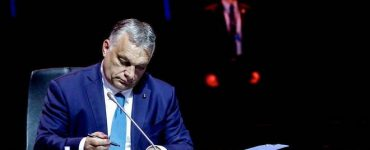 Israël : Viktor Orban pose une muselière sur l'UE