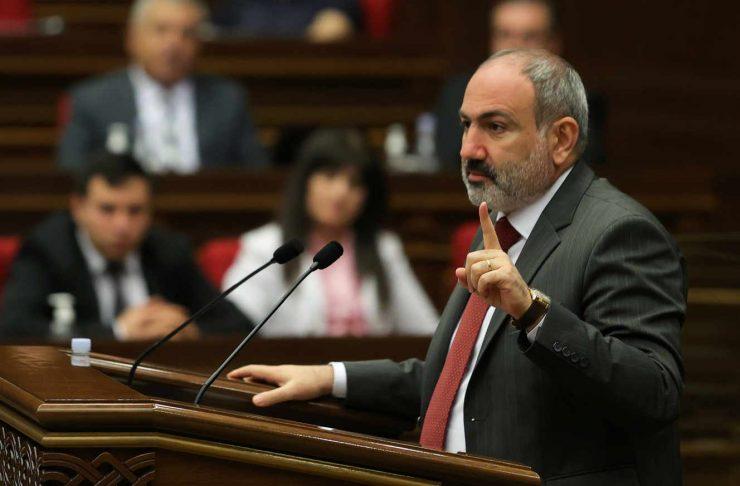 L'Arménie accuse l'armée azerbaïdjanaise de s'être « infiltrée » sur son territoire
