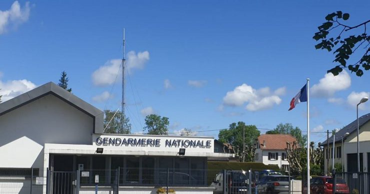 Haute-Savoie Rumilly : la caserne de gendarmerie attaquée au mortier d'artifice