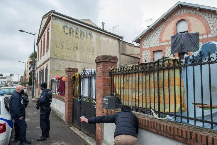 """Toulouse : des """"brigades anti-squat"""" entendent faire le travail de la police"""