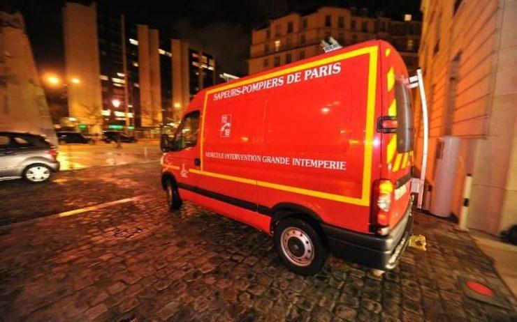 Aubervilliers : il tente de voler...un camion de pompier !