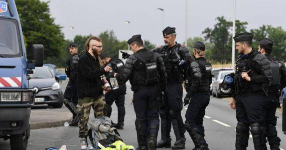 Rave party à Redon : la main d'un jeune homme arrachée, cinq gendarmes blessés