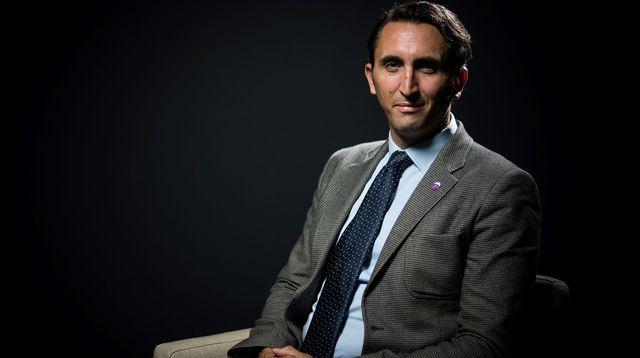 """Le député LR Julien Aubert : """"Pourquoi Zemmour ne participerait-il pas à notre primaire?"""""""