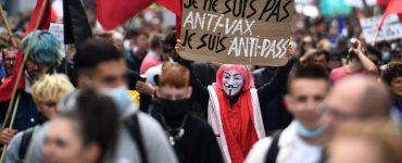 Lyon : Quatre militants antifa écroués pour des violences lors d'une manifestation anti-pass sanitaire
