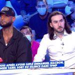 « J'y ai pensé 5 minutes avant (…) Je n'ai aucun regret » : Damien Tarel, l'homme qui a giflé Emmanuel Macron, invité de TPMP