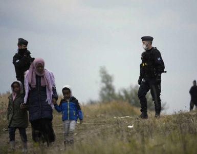 Le Royaume-Uni veut durcir son système d'asile en criminalisant les traversées de la Manche