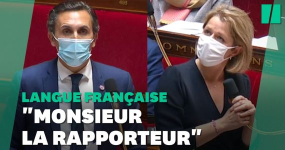 """""""Madame le ministre"""": à l'Assemblée, la féminisation des fonctions fait débat"""