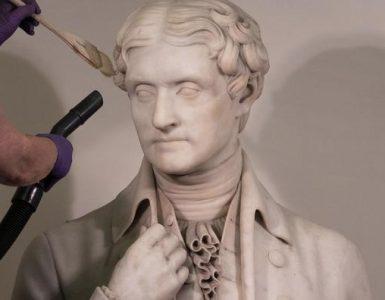 New York : la mairie retire une statue de Thomas Jefferson pour son passé esclavagiste