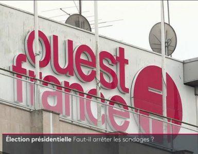 Élection présidentielle : Ouest-France met fin à la publication des sondages